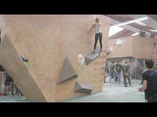 Janja Garnbret Bloc Master 2020 Quali Show Reel