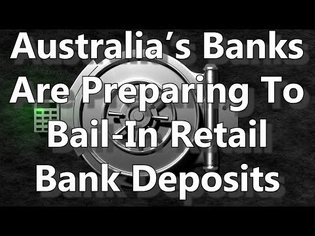 Australia's Banks Are Preparing To Bail-In Retail Bank Deposits
