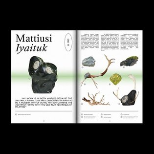 Inuit art and folklore book concept pt. 2