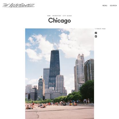 Chicago - The Recreationalist
