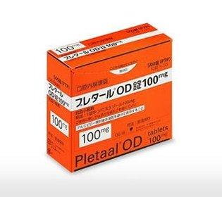 Otsuka Pharmaceutical Co. Ltd. / Pletaal OD / Tablets / Packaging / 2010 - #otsukapharmaceutical #pletaalod #tablets #packag...