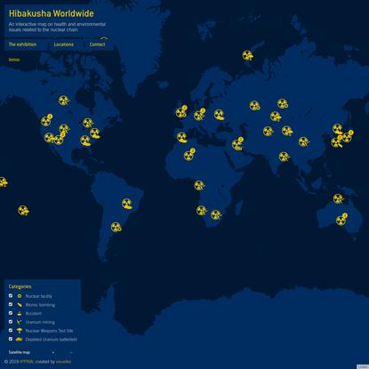 Hibakusha Weltweit | Hibakusha Worldwide