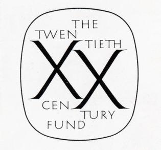 THE TWENTIETH CENTURY FUND
