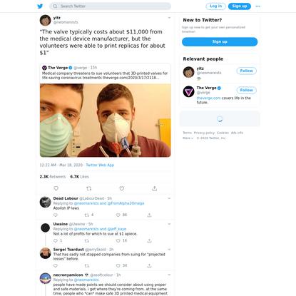 yitz on Twitter