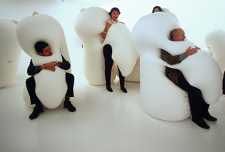"""Ernesto Neto's """"Humanoids"""" in The Body that Carries Me"""