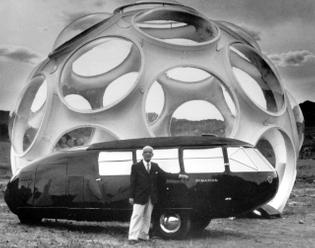 Buckminster Fuller Fly's Eye Dome, 1979/80