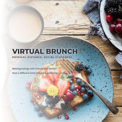 Virtual Brunch