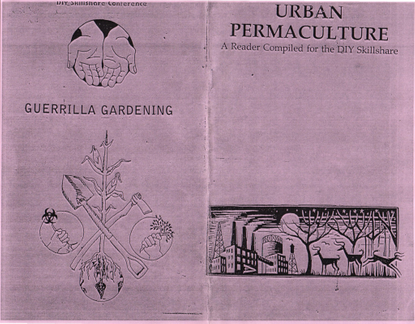 Urban Permaculture - A Reader Compiled For The DIY Skillshare
