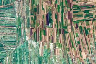 Karnataka, India (Google Earth View 13786)