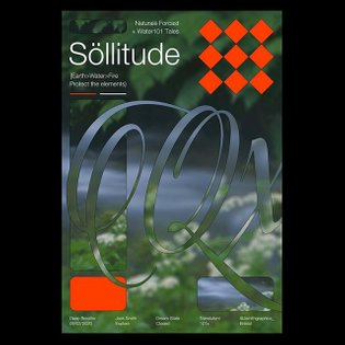 Söllitude. Been working on a lot of really exciting stuff recently and excited to share some new stuff v soon. . . . . #grap...