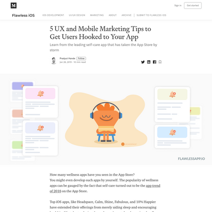 5 UX and Mobile Marketing Tips to Get Users Hooked to Your App
