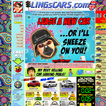 Personal & Business Car Leasing | LINGsCARS
