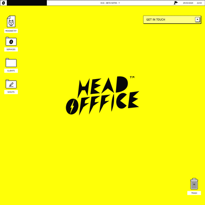 HeadOfffice - We want you to be interesting on the internet