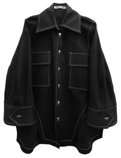 MIKIOSAKABE / Black Denim Jacket