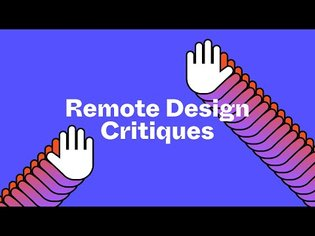Remote Design Critiques