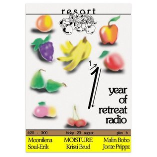 Loose fruit for @retreatradio 1 year anniversary 🍒
