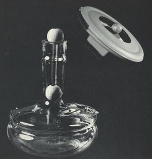 Water Kettle, 1949. Electric Fan, 1957.