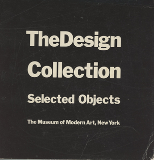 The Design Collection : Selected Objects