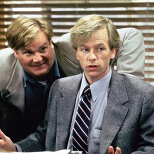 Chris Farley and David Spade, Tommy Boy (1995)
