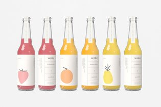 wake branding and packaging by @wearefagerstrom #InspoFinds