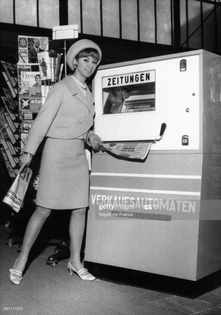 german newspapers distributor