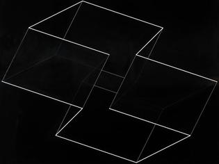 "Josef Albers, ""Structural Constellation. Alpha"" (1954)"