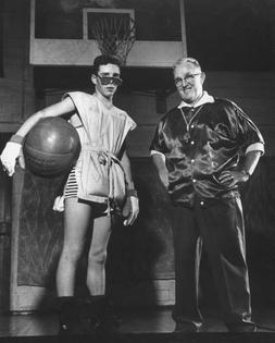 Wampum Highschool Basketball Training Equipment