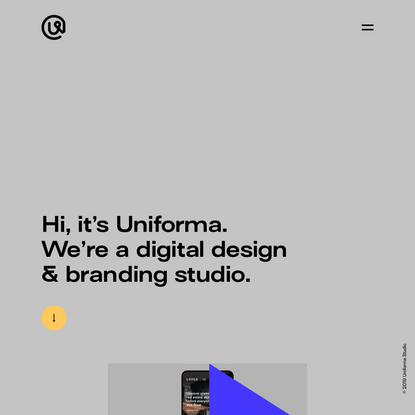 Uniforma Studio - branding & digital design studio