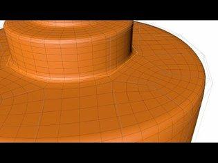 Reducing Loops of Edges in Cinema 4D