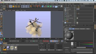 Make A Fun Cartoony Fight Cloud With Pyrocluster