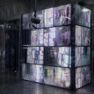 XIMONLEE SS20 Installation- Reconscious at Columbia Circle, Shanghai / 再识 #XLss20reconscious