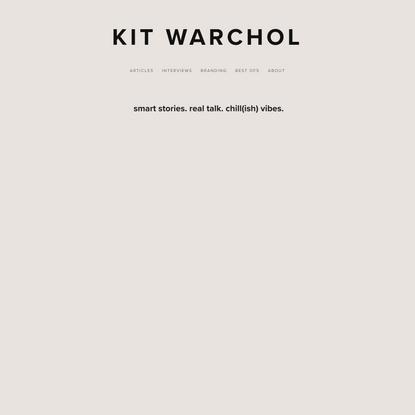 Kit Warchol
