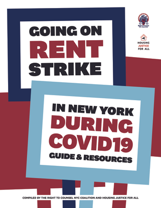 Rent Strike NYC Guide