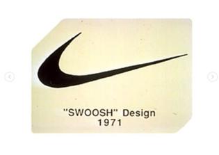 SWOOSH design Nike
