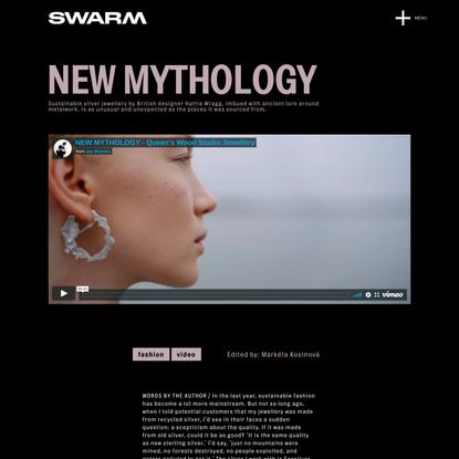 NEW MYTHOLOGY