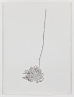 Untitled (rope 2), Toba Khedoori