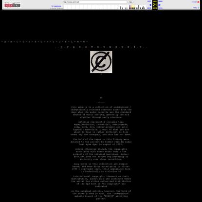 noise-arch.net