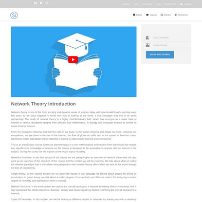Network Theory - Systems Innovation