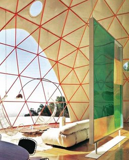 Ojai geodesic dome by Shawn Hausman via @jrdfrnk @pacificdomes . . . . . . #dreamspaces #ojai #ojaicalifornia #california #d...