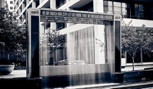 Ruskin at Main Street Square 2004