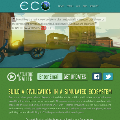 ECO - Strange Loop Games