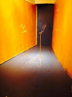 Guang Zhu 'Aquarium of Equations' 2014
