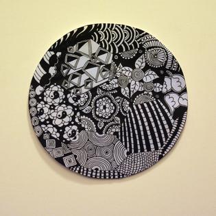 'Zentangle' by Alanna G.