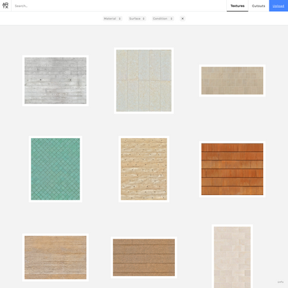 Textures — Architextures
