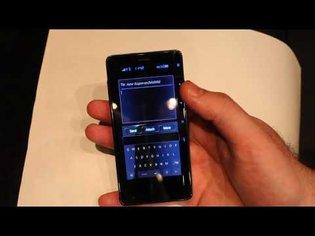 ELSE Mobile First ELSE user interface video