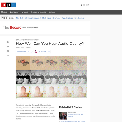 How Well Can You Hear Audio Quality?