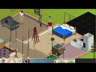 The Sims Steering Committee - June 4 1998