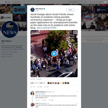 ABC News on Twitter