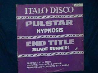 Hypnosis - Pulstar (Italo Disco 1983)