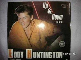 "Up & Down (12"" version) - Eddy Huntington 1987 Italo disco"
